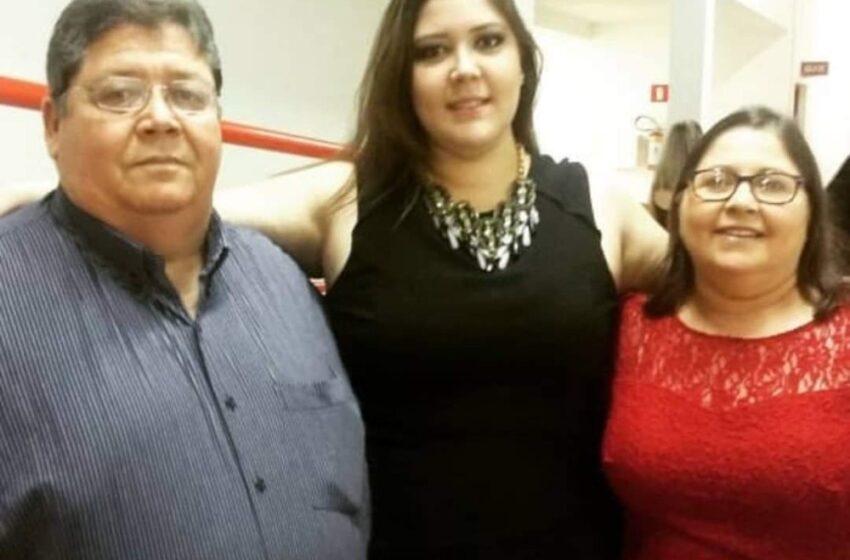 Em menos de um mês, filha, pai e mãe moradores de Dracena morrem vítimas da Covid-19
