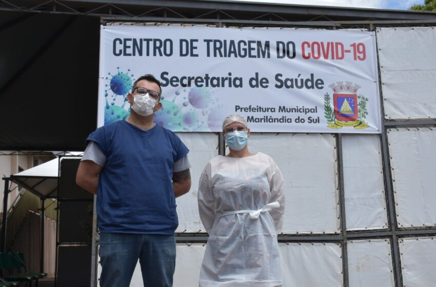 Marilândia: Unidade exclusiva para pacientes com síndromes gripais é aberta