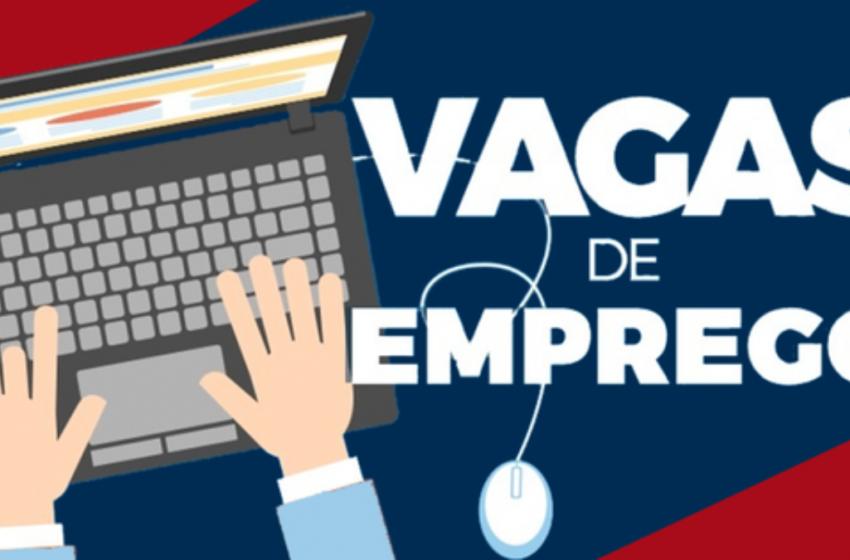 Confira vagas de emprego disponíveis em Ivaiporã