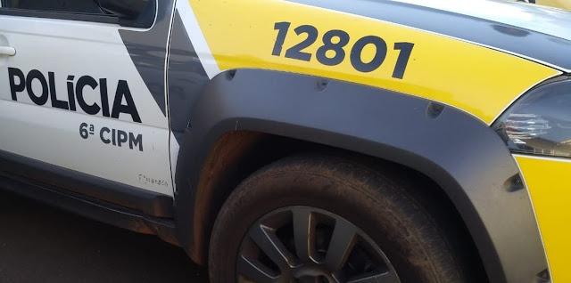 Motocicletas são tomadas de assalto em Rosário do Ivaí