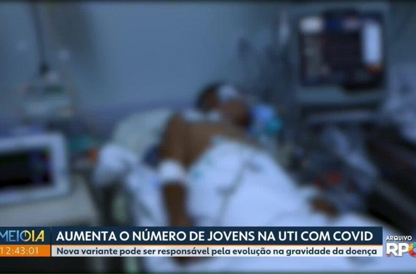 Jovens representam 61,8% dos diagnósticos de Covid-19 no Paraná: 'Tive medo de morrer'