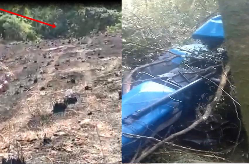 Homem fica gravemente ferido após acidente em Rosário do Ivaí