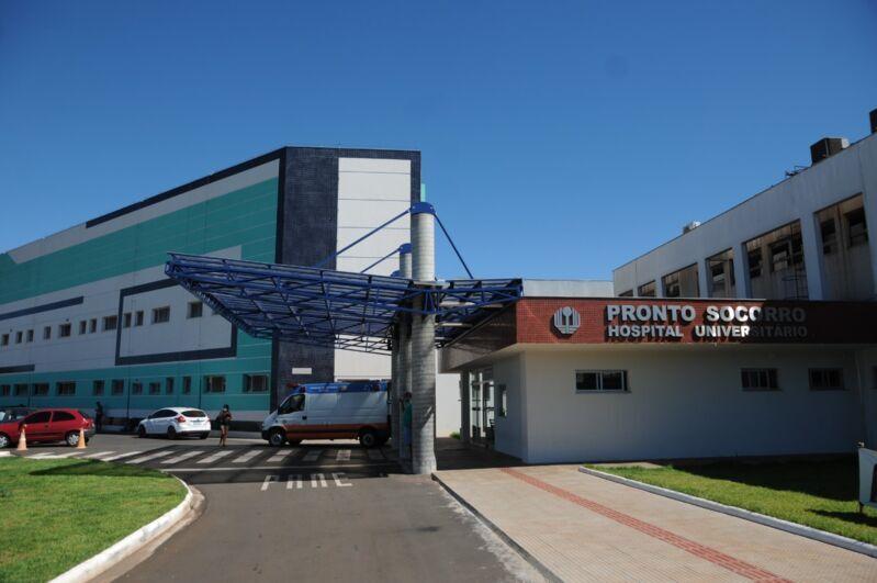 HU de Londrina tem 68 pacientes aguardando vaga na UTI