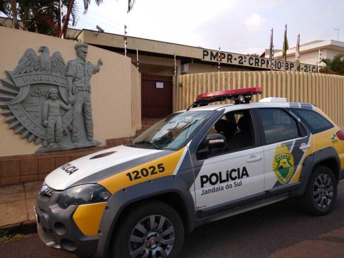 Jandaia: Homem procura a Polícia Militar e fica sabendo de um mandado de prisão contra ele