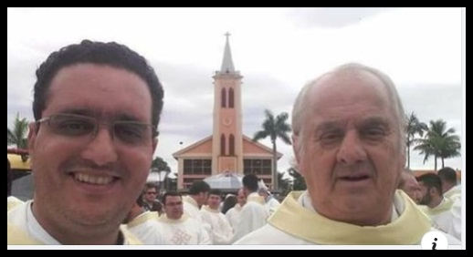 Covid-19: Padres de Cruzmaltina e Faxinal continuam internados