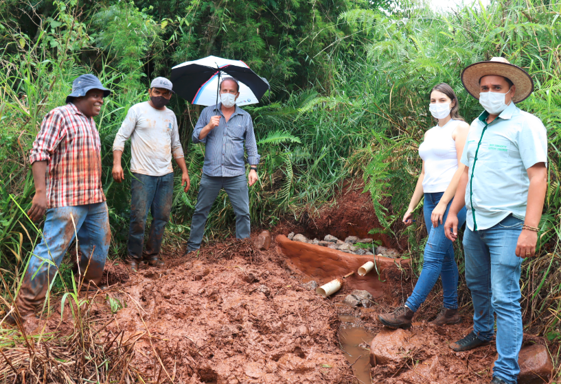 Prefeitura de Ivaiporã retoma programa Cultivando Água Limpa no Dia Mundial da Água