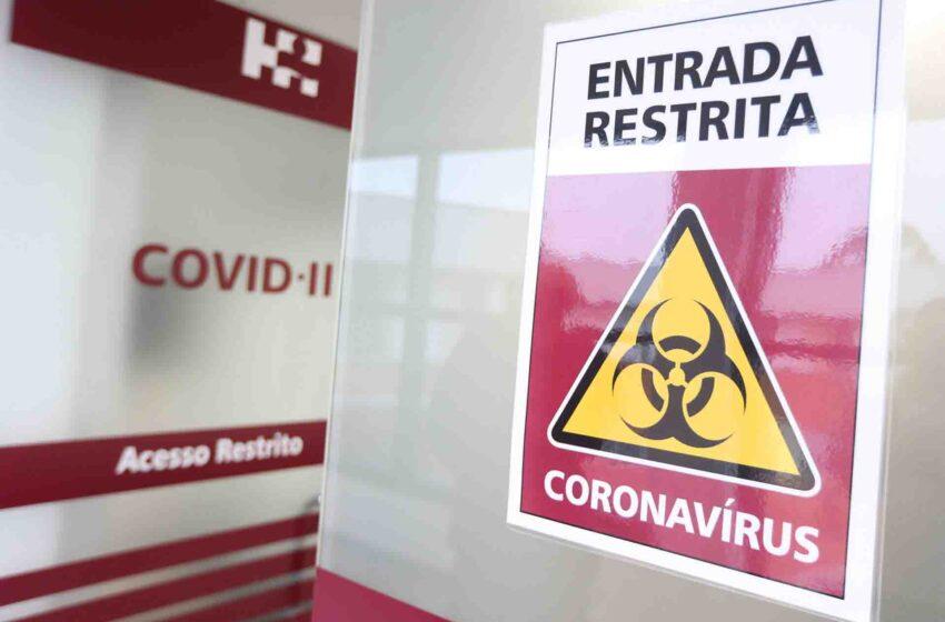 Em um ano, coronavírus infectou 6,5% da população paranaense