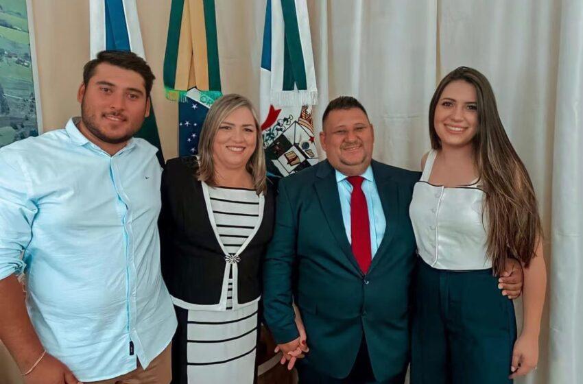 SOCIAL – Prefeito de Rio Branco do Ivaí de aniversário
