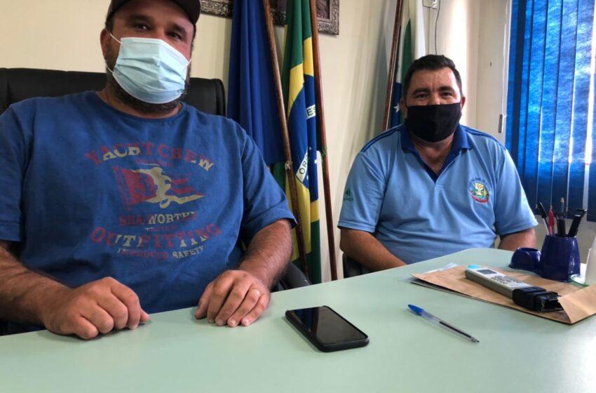 Prefeito e vice destacam preocupação aos casos de coronavírus em Ariranha do Ivaí; Assista