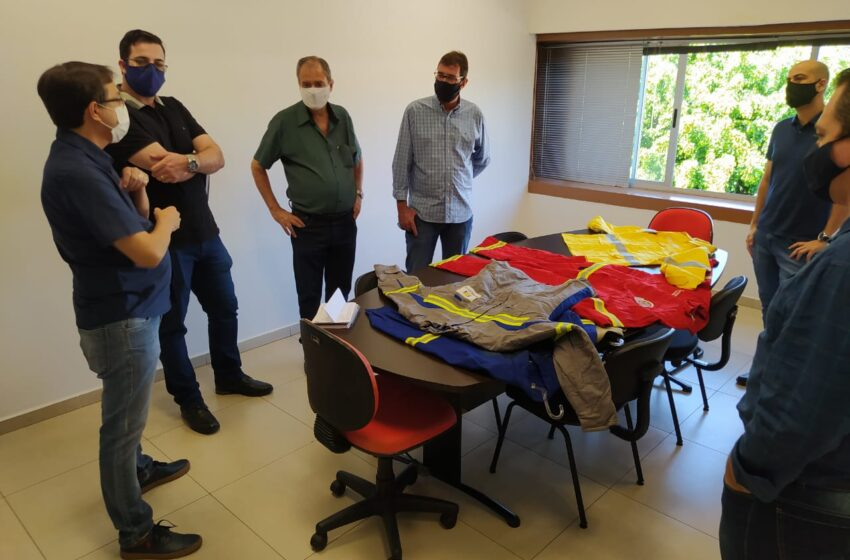 Parceria com empresa de Apucarana para geração de empregos em São joão do Ivaí