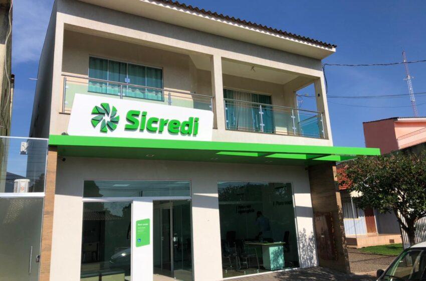 Sicredi inaugura nova unidade em Cruzmaltina