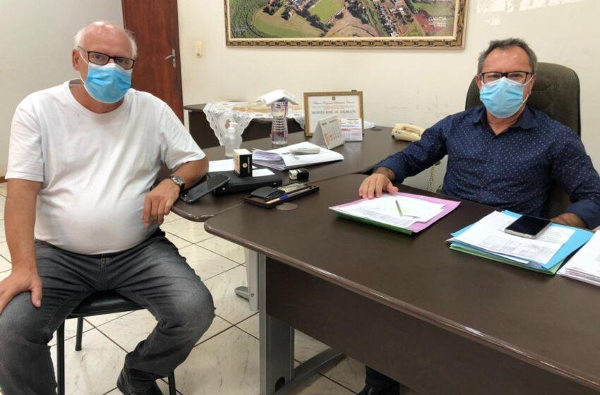 Prefeito e vice de Rio Bom destacam os primeiros meses de gestão