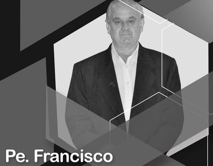 Padre Francisco Oscar morre em decorrência da Covid-19