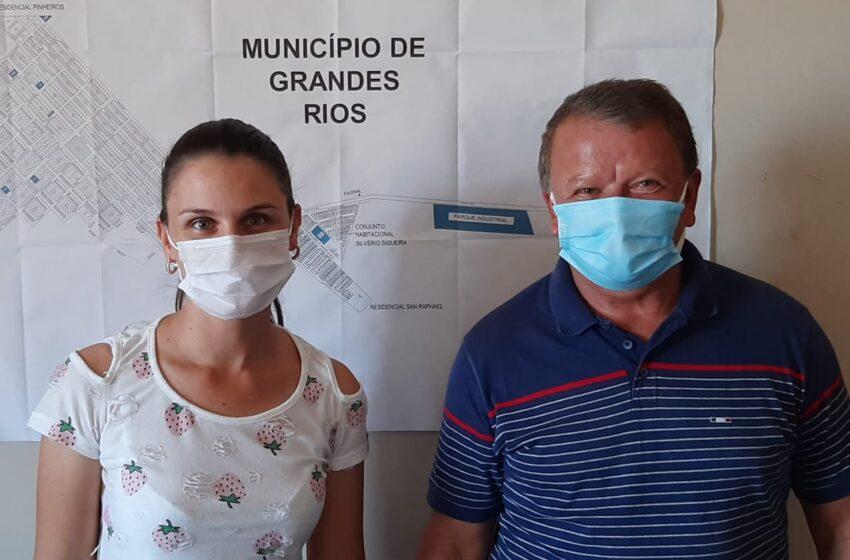 Prefeitura de Grandes Rios realiza mudanças na secretaria de Agricultura