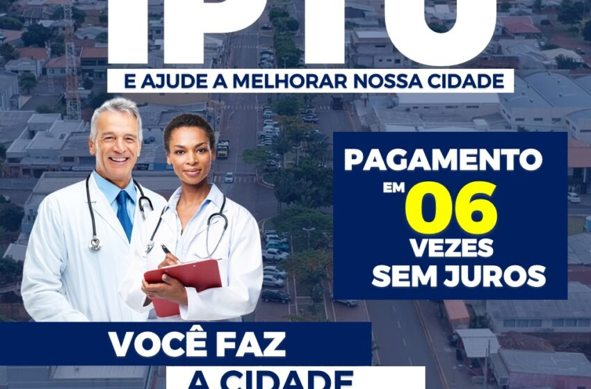 IPTU 2021 de Mauá da Serra pode ser pago em 6 vezes sem juros ou cota única com prazo até 10 de Abril