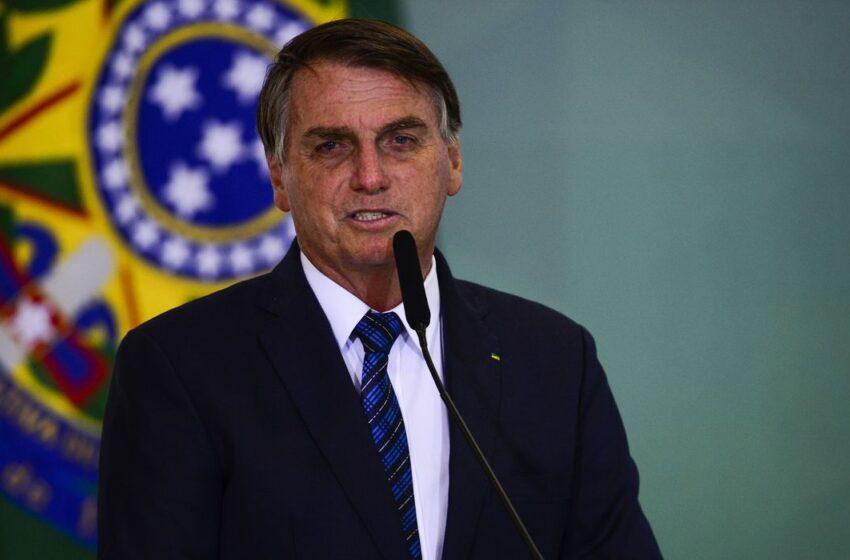 Bolsonaro envia MP do Auxílio Emergencial ao Congresso