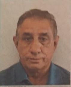 Falecimento do conhecido Tião do Taxi em Borrazópolis, vítima da Covid-19