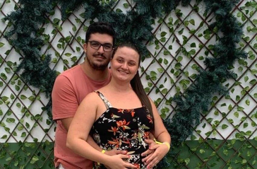 Grávida de 23 anos morta com Covid não tinha comorbidades: 'Perdi o amor da minha vida', diz marido