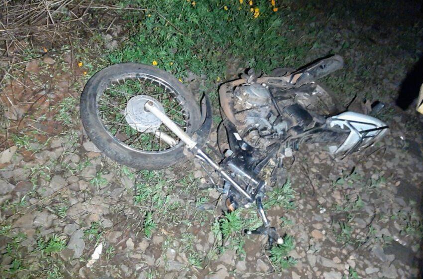 Motociclista de 56 anos morre atropelado por trem em Mandaguari