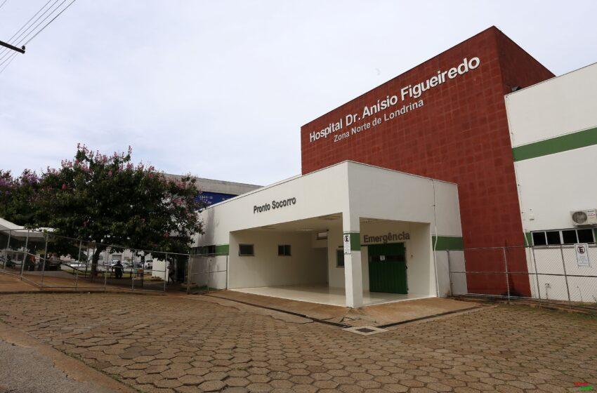 Hospital da Zona Norte de Londrina utiliza estoque de oxigênio para três meses em 7 dias