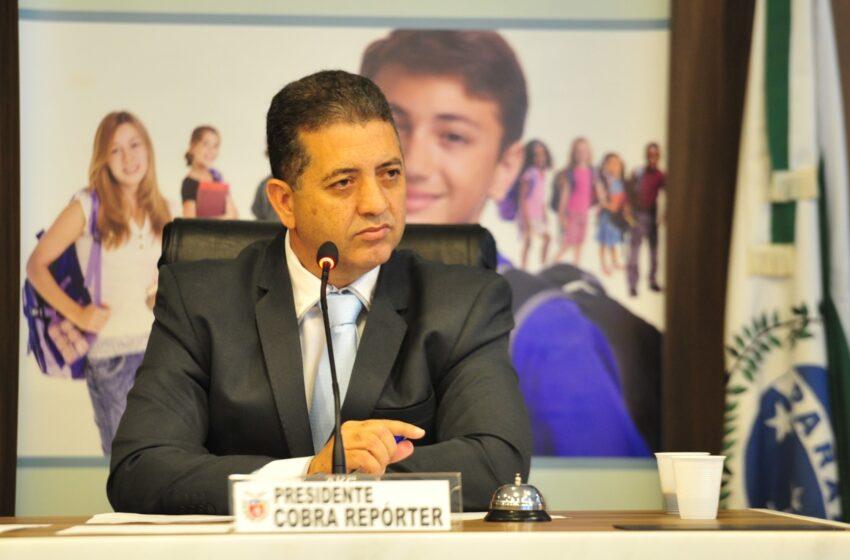 Cobra Repórter está entre os 10 deputados estaduais mais influentes do Paraná