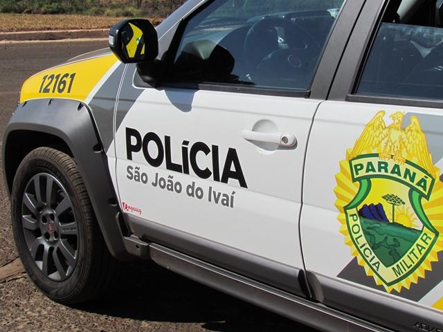 B.O. – Ocorrências registradas pela PM em São João do Ivaí