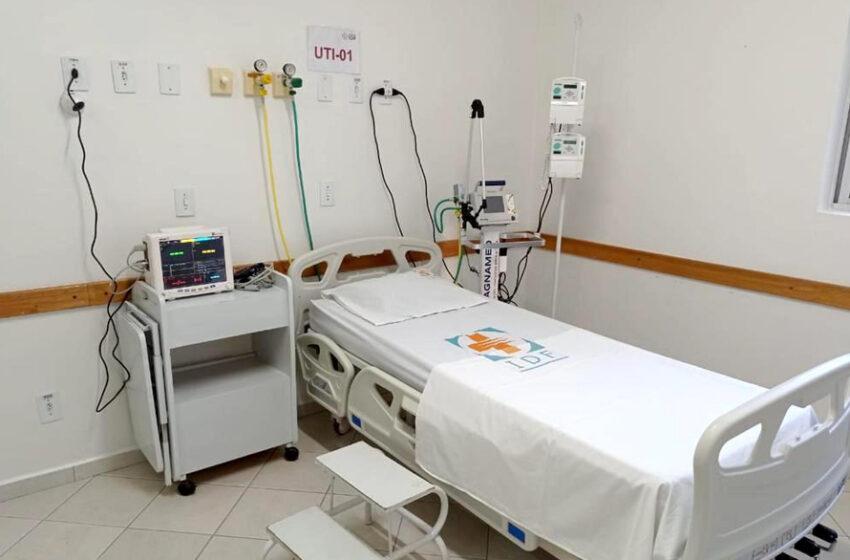 Parceria entre Governo e Klabin garante mais 5 leitos de UTI em Telêmaco Borba