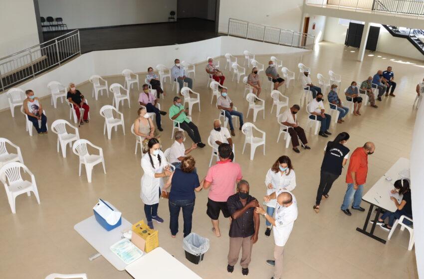 Ivaiporã ocupa 36º e 28º lugar no ranking de doses aplicadas entre 399 municípios no combate à pandemia