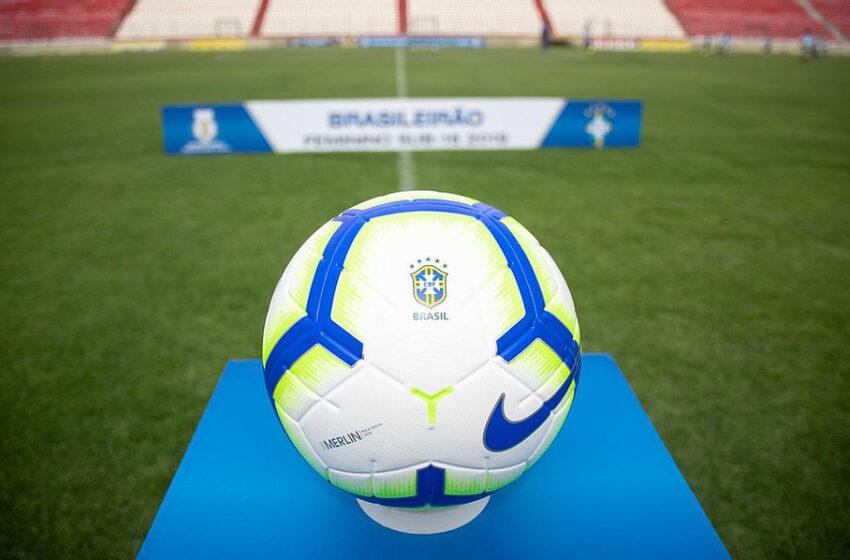 CBF divulga tabela do Campeonato Brasileiro de 2021