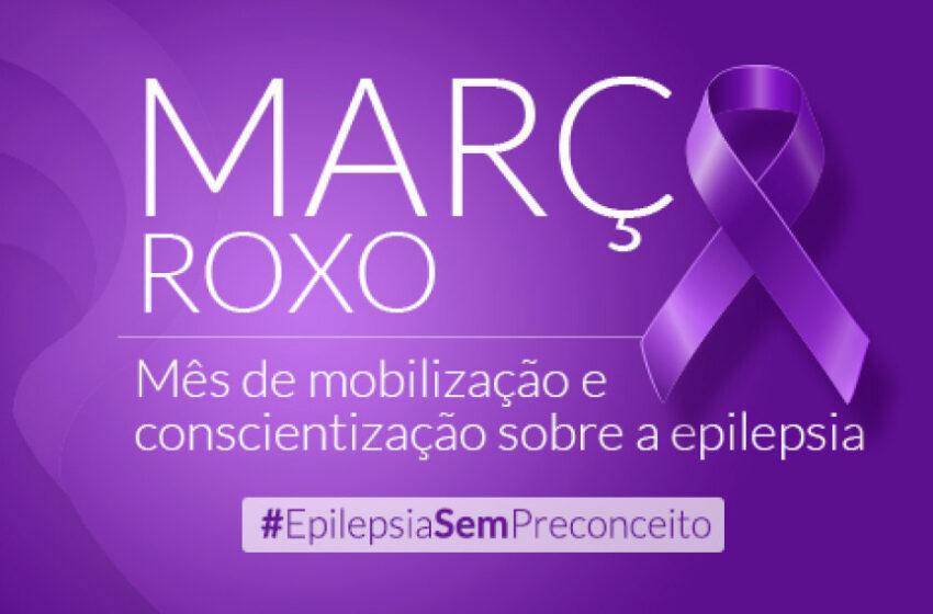 Março Roxo: Epilepsia sem preconceito