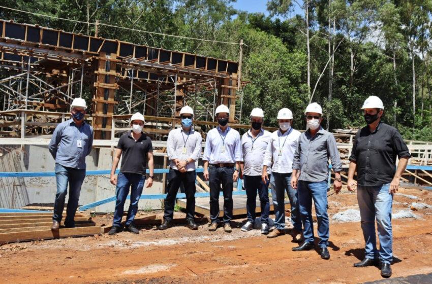 Sanepar investe R$ 39 milhões no saneamento de Ivaiporã
