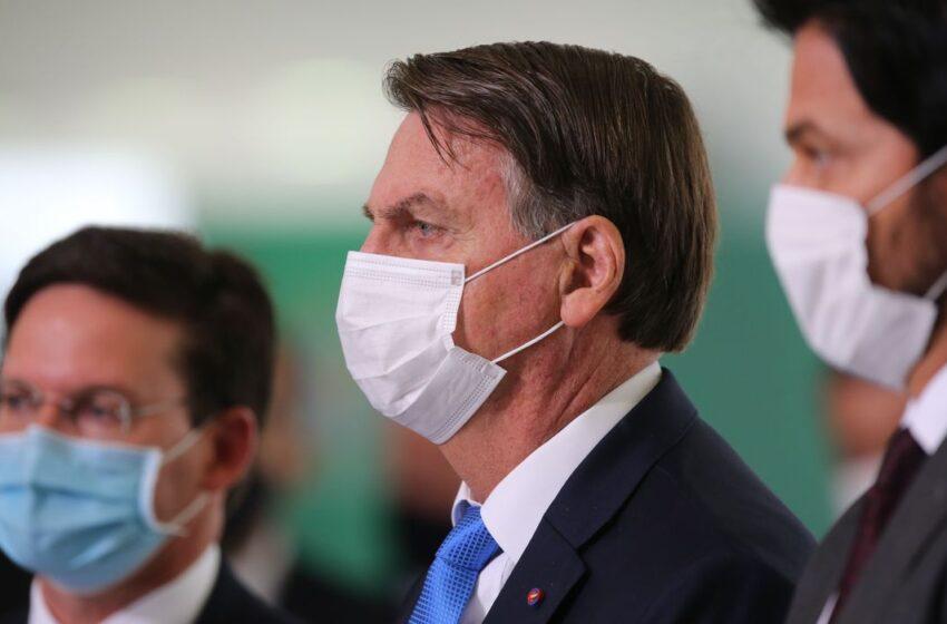 Bolsonaro critica reajuste no preço do gás natural