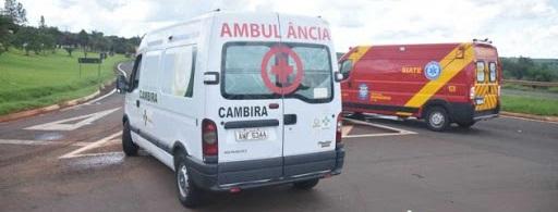 Cambira: Moradora tentou agredir motorista da ambulância
