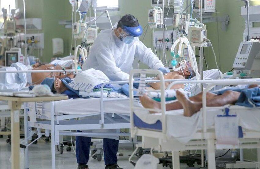 SP chega a 19 mil pacientes hospitalizados por Covid-19 e estado tem novo recorde de internados e de ocupação de UTIs