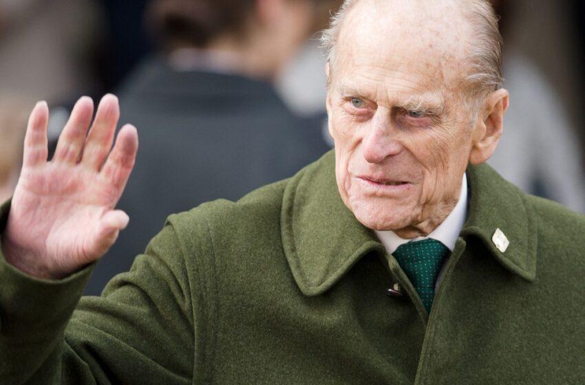 Príncipe Philip morre aos 99 anos