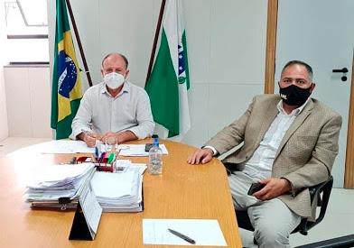 Deputado confirma liberação de parque infantil em Rio Bom