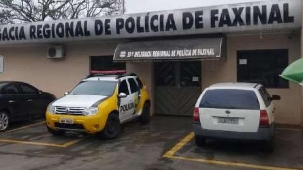 Em Faxinal individuo é preso suspeito de mostrar órgão sexual para criança