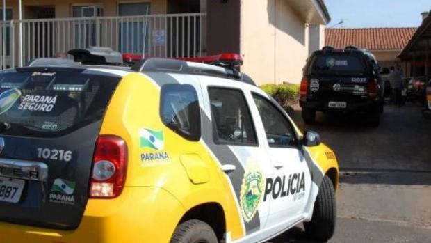 Homem é preso por invadir residência de ex mulher, em Ivaiporã