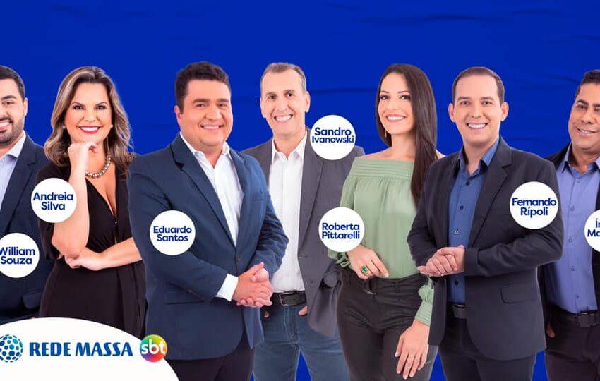 Rede Masssa   Sbt lança nova programação para Maringá e região