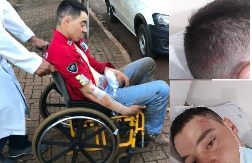 Jovem peão de Borrazópolis ficou em coma após ser pisoteado por touro