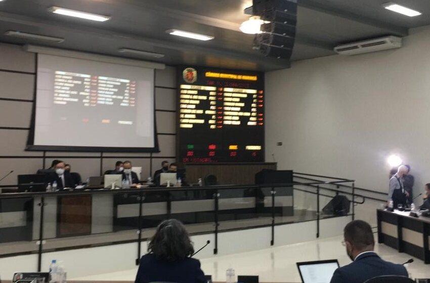 Vereadores aprovam nova reforma administrativa da Prefeitura de Maringá