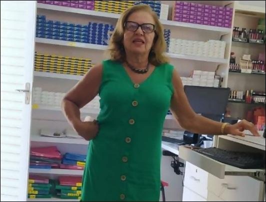 Ana Constalonga faleceu vitima de Covid em Grandes Rios