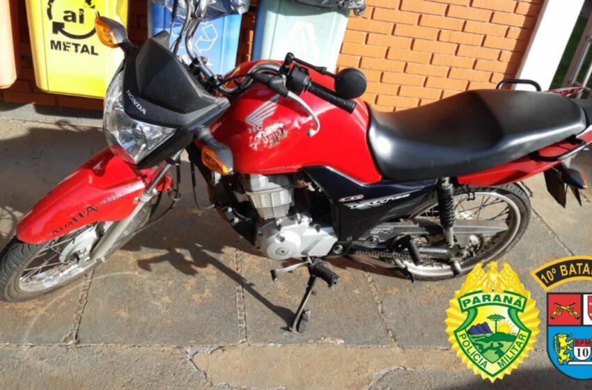 Jovem de Arapongas pratica dois assaltos e acaba preso em Apucarana