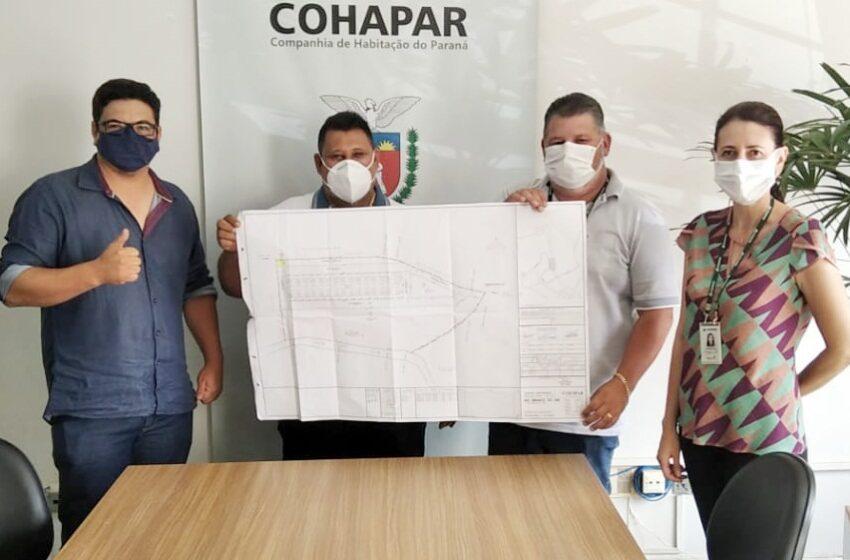 Taborda firma parceria para novas moradias em Rio Branco do Ivaí