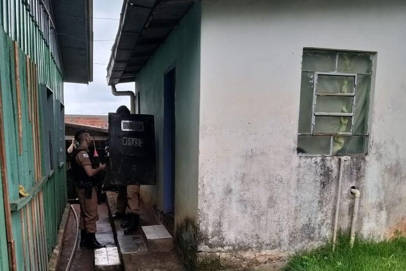 PMs recebem Moção de Aplausos por salvarem jovem em Ivaiporã