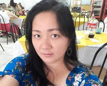 Tristeza com a morte de Cristiane Saito em Apucarana