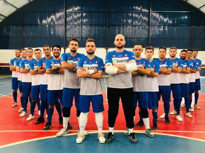 Apucarana Futsal apresenta equipe para o Campeonato