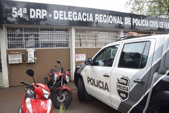 Homem invade casa em Ivaiporã, agride ex e acaba preso