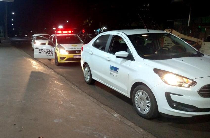 Duas pessoas acabam multadas por não cumprir decreto em Ivaiporã