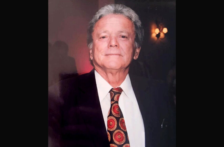 Dentista Geraldo Firmino, feleceu aos 89 anos em Ivaiporã
